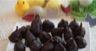 Mini-figues sèches farcies aux noix et enrobées de chocolat
