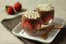 Mousse au chocolat et aux fruits rouges