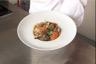 Nouilles sautées au boeuf coriandre et petits légumes