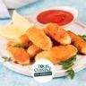 Nuggets de poulet sauce barbecue chips au paprika (Cyril Lignac) - Tous en cuisine M6