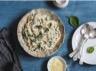 Pâtes à la crème de chou-fleur et aux épinards