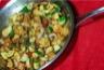 Poêlée pommes de terre courgettes