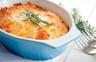 Pommes de terre gratinées au romarin et au fromage
