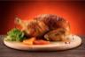 Poulet rôti à l'orange et fenouil