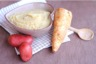 Purée panais & pommes de terre