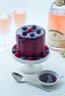 Quand les Fruits rouges & la Violette rencontrent la fêve Tonka (Sorbet Fruits rouges & Violette Glace Tonka Biscuit Citron vert)