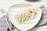 Ravioles à la Fourme d'Ambert & Magret de Canard séché