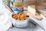 Risotto de coquillettes Délice aux Légumes Tomates & Carottes à la Tomme de Savoie