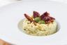 Risotto Magret croustillant Crème Saint Agur & Noix