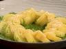 Rosace de pomme de terre au chaource et cresson par Laurent Mariotte