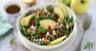 Salade composée aux Pommes du Limousin AOP