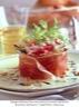 Salade d'Endives Pommes Granny et Jambon de Parme