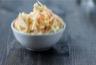 Salade de chou blanc et carottes au poulet