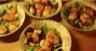 Salade de Coquilles St Jacques aux Asperges et Copeaux de Parmesan