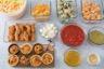 Salade de lentilles corail avocat et feta