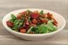 Salade de mâche aux gésiers de canard et croûtons