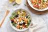 Salade de pois chiche à la grecque
