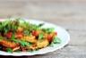 Salade de pommes de terre grillées au chorizo