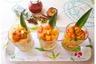 Salade de Poulet tandoori à l'Ananas frais