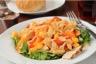 Salade poulet-mangue