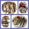Sardines grillées au barbecue à la portugaise