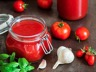 Sauce tomate au Cooking Chef