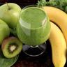 Smoothie pomme banane kiwi