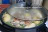 Tajine de poulet aux pommes de terre et haricots verts  à l'autocuiseur