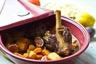 Tajine de Souris d'Agneau caramélisée aux Fruits d'Automne {Ebook Emile Henry Spécial Noël!}