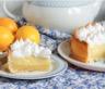 Tarte au citron meringuée à la crème fraîche