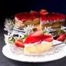 Tarte aux fraises bretonne (Paimpolaise)