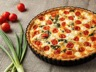 Tarte épinard mozzarella tomate & chèvre