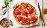 Tarte feuilletée chèvre et tomates