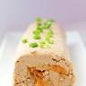 Terrine de foie gras aux figues et abricots secs