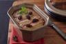 Terrine de volaille au foie gras et morilles
