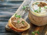 Terrine façon foie gras vegan