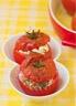 Tomates farcies légères