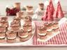 Tour de pain d'épices mousse à l'orange et nappage au Nutella