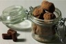 Truffes chocolat caramel