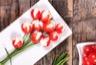 Tulipes apéritives