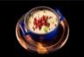 Velouté de chou-fleur bacon et noisettes