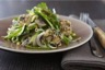 Wok de poulet aux légumes croquants et soja
